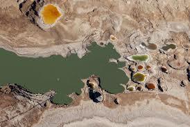 Способы применения грязи Мёртвого моря