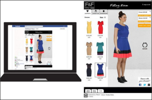 Виртуальный шопинг