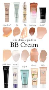 Лучшие ВВ-кремы для любого типа кожи
