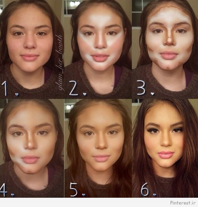 Как сделать свое лицо белее