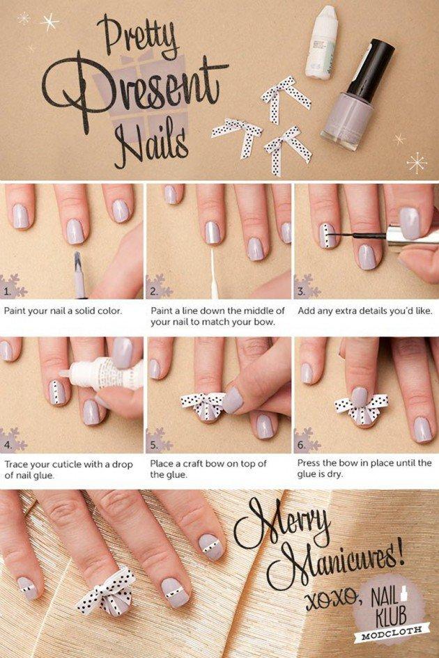 Подарок для ногтей